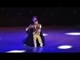 Во время выступления Шоу балета Аллы Духовой ТОДЕС, в Набережных Челнах, зритель вышел на сцену и своим выступлением