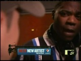 Eminem and Tracy Morgan in Grammy 2009 skit