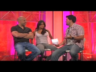 PICO INTERVIEWS VIN DIESEL AND MICHELLE RODRIGUEZ