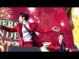 131123-24 | 2PM - Ultra Lover (Junho Focus) | 2PM Xmas Live in UNIVERSAL STUDIOS