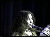 Кемеровский театр драмы. актриса Евгения Санина. 27.03.2002 год