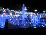 цветнй музыкальный фонтан
