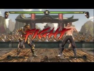 Часть 4 — Сайрекс — Фильм + прохождение игры Mortal Kombat 2013 (Это тебе не порно, детка!)