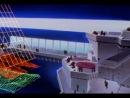 Евангелион / Neon Genesis Evangelion. Драма (1995) Сезон 1. Серия 2