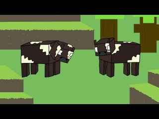 Minecraft приколы анимация 4
