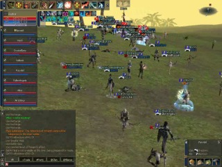 Innadril Siege