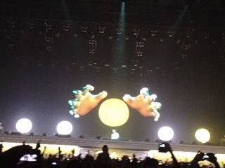 Armin Only Intense @ Kiev 28 12 2013 Armin van Buuren Ping Pong
