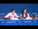 Extended Virtue and Moir on winning silver, relationship with their coach and their future