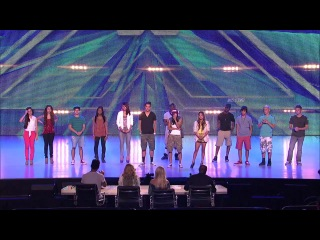 Surprise! boy band! girl group! rap group! - the x factor usa