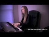 ATB - Future Memories and Ecstasy (Версия Яны Чернышовой на пианино)