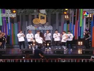 [RUS SUB] 131130 BTS-Bangtan (Talk) 7see concert