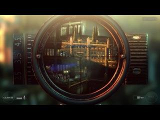 Прохождение Hitman: Ab... : Sniper Challenge — Молниеносные убийств