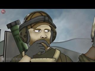 Друзья по Battlefield - Захват точки 3 сезон 6 серия