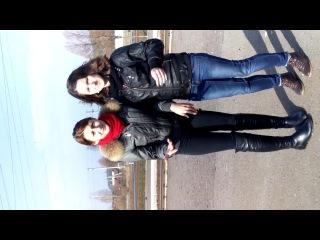 Анжелика и Настя
