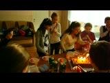 У Анны день рождения) в 6а классе