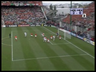 Чемпионат Мира по футболу 1998 года во Франции.Все голы.