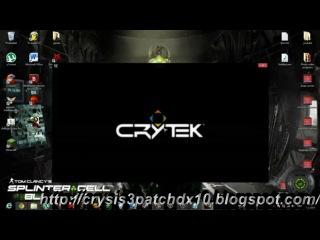 Патч для crysis 10 3 директ