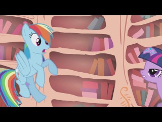 My little pony 1 сезон 9 серия (Карусель)