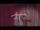 Народный детский цирк Саквояж. Дуэт Вдохновение. Алексей Шкуратов и Инесса Тихомирова