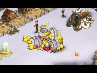 Что выпадает с золотых памятников Белых страусов в Клондайке