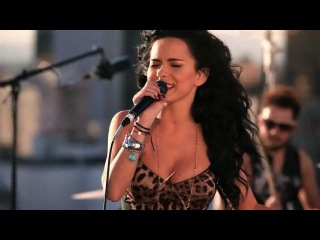 INNA - Crazy Sexy Wild [Rock the roof @ Mexico City] (клип 2012) HD 720 - -[[163066032]]