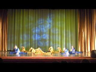Мои любименькие, маленькие ученики!)Волна Успеха 16.02.2013  танец