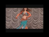 Ракс Шарки (Mini Miss Belly Dance Moldova)