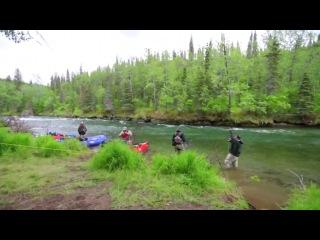 Аляска экстрим, медведи и рыбалка