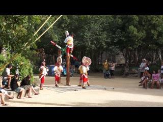 Старинный обряд индейцев Майя
