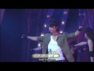Shounen Club 2005.10.09 Kames crush ft. Tsubasa