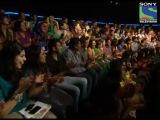 Амитабх Баччан, Шахрукх Кхан, Катрина Каиф танцуют под Gangnam style на шоу Kaun Banega Crorepati