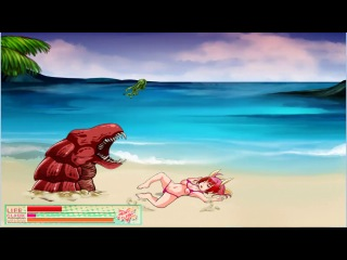 "Juegos guarretes #19 ""splatter beach"""