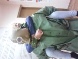 Покатушки на зеленом слонике)))