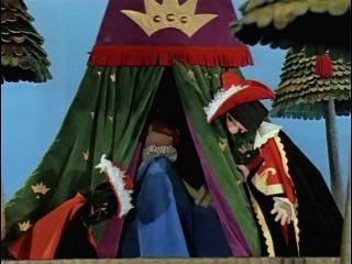 Кот в сапогах (кукольный спектакль) (1979) ♥ Добрые советские мультфильмы ♥ http://vk.com/club54443855