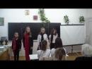 Выступление в 6 школе - Н.Рубцов Тихая моя Родина