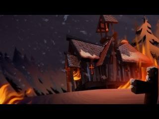 Супер Мульт про Викинга, попавшего в рай  или Сага о Бьорне