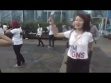 FLASH MOB JONAS BROTHERS - COLOMBIA 2013