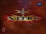 WCW NITRO 03.07.2000 - Титаны Рестлинга на канале ТНТ / Николай Фоменко