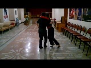Аргентинское танго. Канженге.