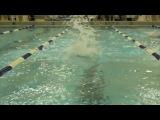 PTHS Girl Swim Team at Districts - Radioactive*
