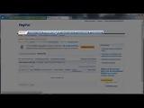 Регистрация, привязка и верификация карты в PayPal