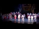 Детская студия при театре муз комедии и ВИА Поющие Гитары