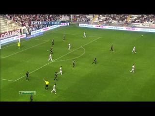 Чемпионат Испании 2012-13 / 1-й тур / Райо Вальекано - Гранада/ Футбол HD /1