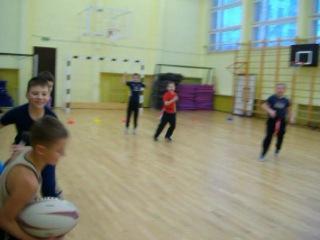 3 урок физической культуры с элементами регби в Санкт - Петербурге