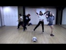 GLAM - I Like That dance practice