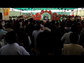 С Днём Рождения Шри Матаджи! Пуджа Дня Рождения Шри Матаджи в Чиндваре.  21.03.2012