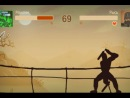 бой с тенью рыс клан самурай