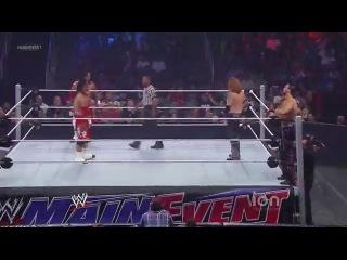 ★ CWW WWE Main Event 14 08 2013