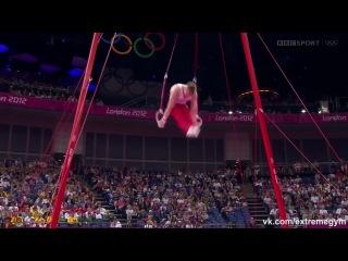 ХХХ Олимпийские игры (Лондон-2012) — Кольца [Гимнастика → Соревнования]