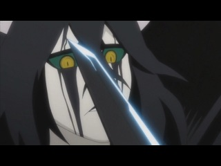 Bleach (Блич). Ulquiorra vs Ichigo / Улькиорра против Ичиго